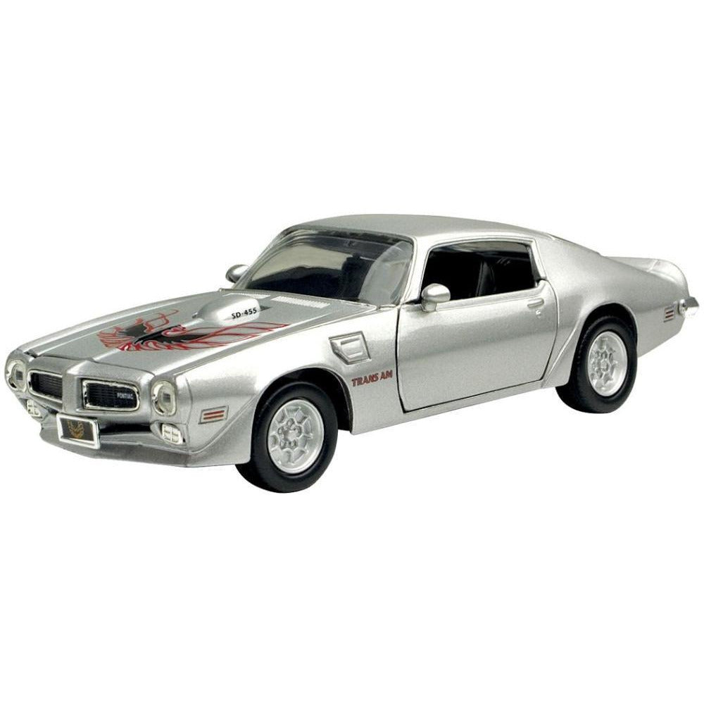 Motormax 124 1973 Pontiac Firebird Trans Am Mx73243 Hearns Motor Max Hobbies Melbourne