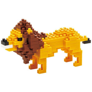 NANO BLOCKS Lion