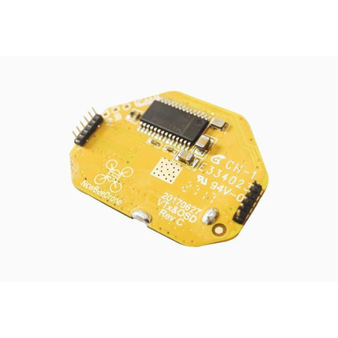 NewBeeDrone BeeTX Video Transmitter and OSD for BeeBrain V2
