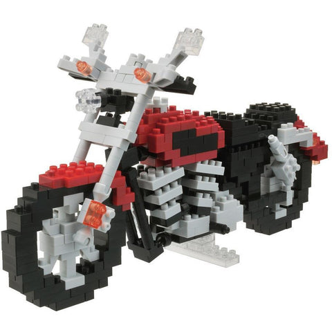 NANOBLOCKS Motorcycle
