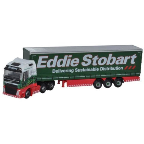 OXFORD N Volvo FE4 Curtainside Eddie Stobart