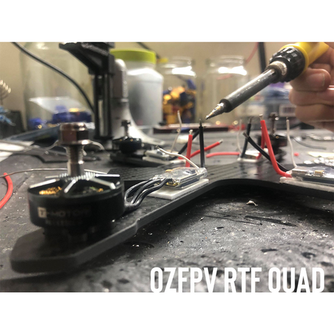 OZFPV RTF QUAD PACKAGE