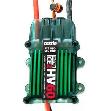 CASTLE CREATIONS Phoenix Ice HV 60A ESC Brushless Speed Controller