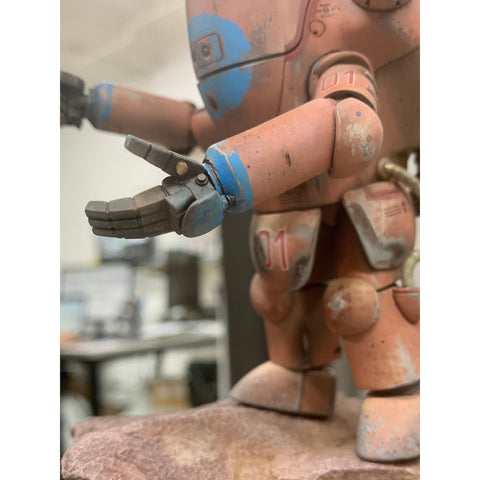 Image of HWS 1/20 Maschinen Krieger Style (Ma.K) Hasegawa 'S.A.F.S'