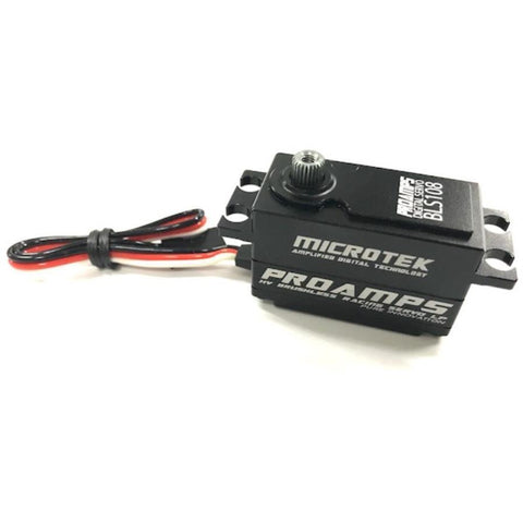 Pro Amps BLS108 LOW PROFILE DIGITAL BRUSHLESS SERVO HV (PA-BLS108)