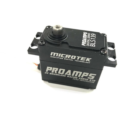 Pro Amps BLS139 STANDARD PROFILE DIGITAL BRUSHLESS SERVO (PA-BLS139)