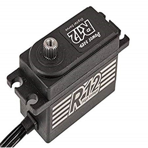 POWER HD R12 12KG 7.4V Digital Servo For 1/10 Buggy / Touri