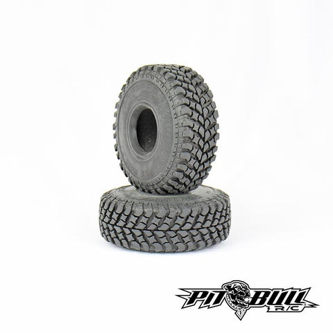 Image of PIT BULL 1.55 Growler AT/Extra R/C Scale Tires 2pcs