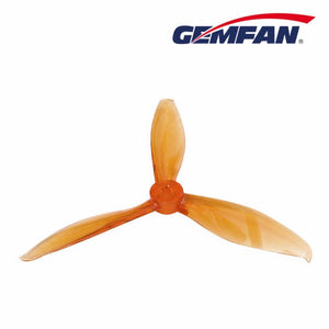 GEMFAN 5149 TRIBLADE CLEAR ORANGE (PMPC5149-3O)