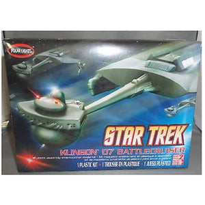 Star Trek Klingon D7 Battlecruiser