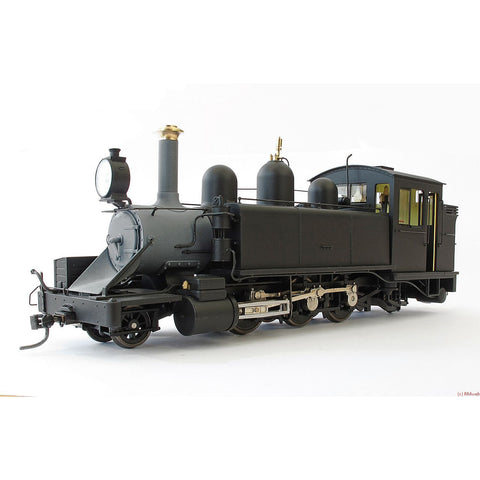 Image of HASKELL NA Class Puffing Billy Locomotive - Black (Early Sm
