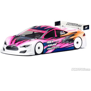 PROTOFORM TYPE-S 190mm Clear Touring Car Body (PR1560-25)