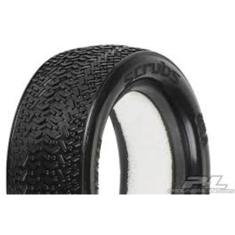 "Scrubs 2.2"" 4WD M3 (Soft) Off-Road Buggy Front Tires (2) - Hearns Hobbies Melbourne - PROLINE"