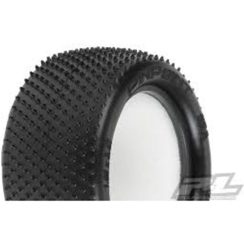 "PROLINE Pin Point 2.2"" Z3 (Medium Carpet) Off-Road Carpet Buggy Rear Tires (2)"