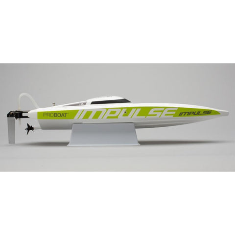 ProBoat Impulse 17 in Deep-V Brushed: RTR AU - Hearns Hobbies Melbourne - Proboat