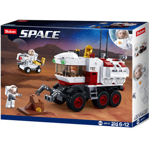 SLUBAN Space Mars Rover 354pcs