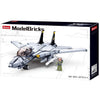 SLUBAN Model Bricks F14 Fighter 396pcs