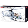 SLUBAN Model Bricks AH-12 Attack Helicopter 482pcs