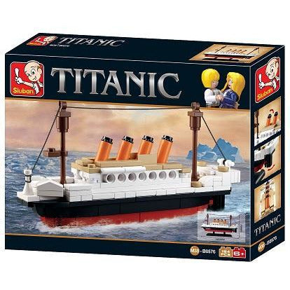 SLUBAN Titanic Small 194pcs