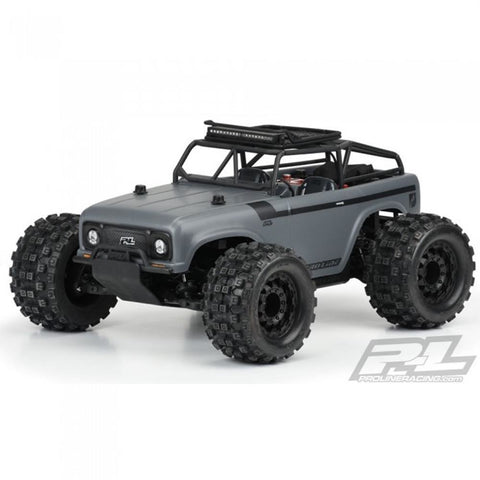 Proline Ambush Clear Body Trail Cage Pro-MT/Stampede (PR350