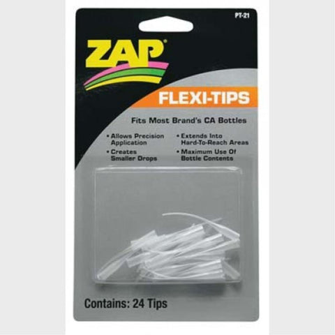 ZAP Flexi Tips (Bag of 24)