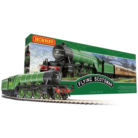 HORNBY OO - Flying Scotsman (2020) Train Set