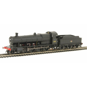HORNBY OO 2800 class 2-8-0 2810 in BR Black with late logo