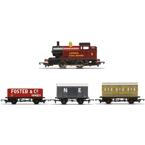 HORNBY Steam Engine Train Pack