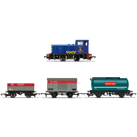 HORNBY Diesel Freight Train Pack