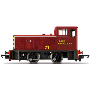 HORNBY G. Lee Mining Co. Ltd, Bagnall 0-4-0DH - Era 6