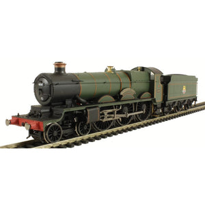 HORNBY Class 4000 4-6-0 Star 4061 'Glastonbury Abbey' in BR green with early emblem & 4000 gallon tender