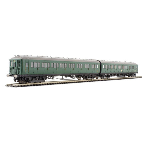 HORNBY Class 401 2-BIL 2-car EMU in BR green livery - Hearns Hobbies Melbourne - HORNBY