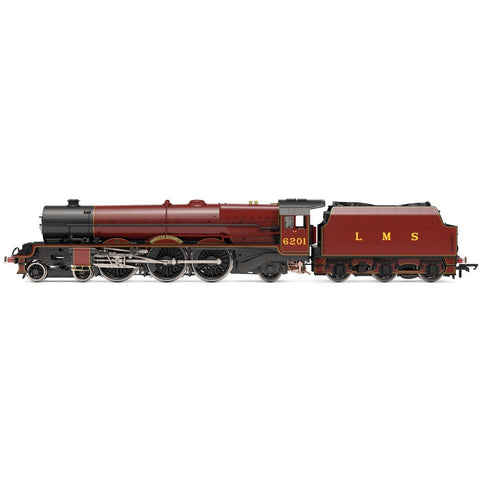 HORNBY LMS, PRINCESS ROYAL, 4-6-2, 6201 'PRINCESS ELIZABETH