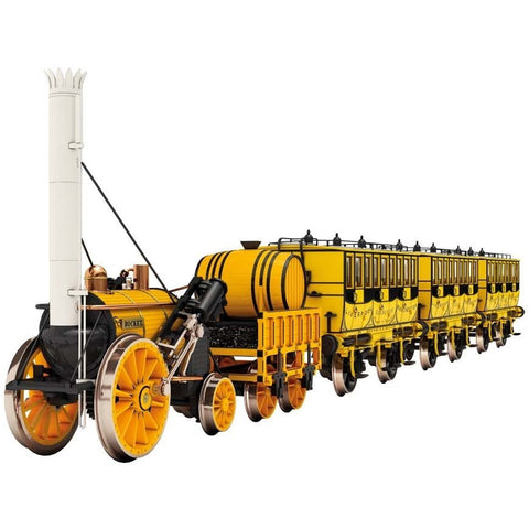 Image of HORNBY Stephenson's Rocket Train Pack, Centenary Year LTD ED