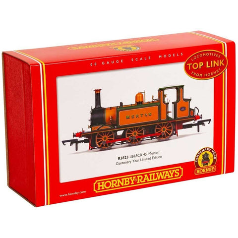 Image of HORNBY OO LB&SCR 45 'Merton', Centenary Year Limited Editio