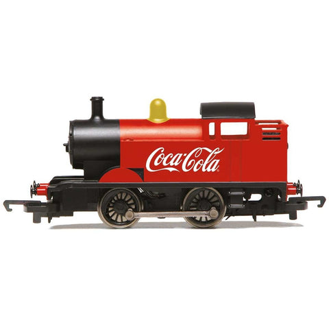 HORNBY Coca-Cola, 0-4-0T Steam Engine