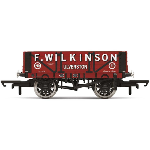 Image of HORNBY 4 Plank Wagon, F. Wilkinson - Era 2