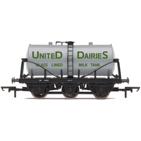 HORNBY 14T Tank Wagon, United Daries - Era 3