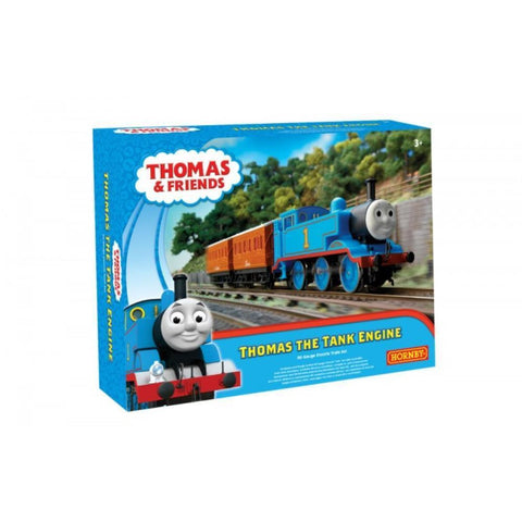 HORNBY 00 THOMAS THE TANK ENGINE SET - Hearns Hobbies Melbourne - HORNBY