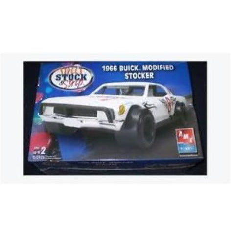 AMT 1:25 1966 Buick Modified Stocker #8 Plastic Kit RAMT385
