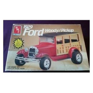 AMT 1:25 1929 Ford Woody Pickup Plastic Kit RAMT38592