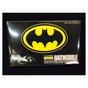 1/43 Batmobile 1989 Batman Returns Plastic Kit Movie