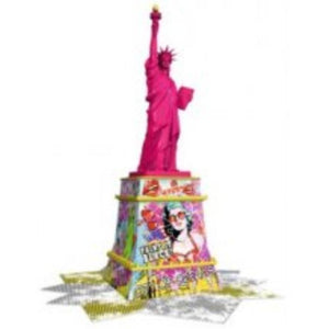 RavensburgerStatue of Liberty 3D Puzzle Pop Art
