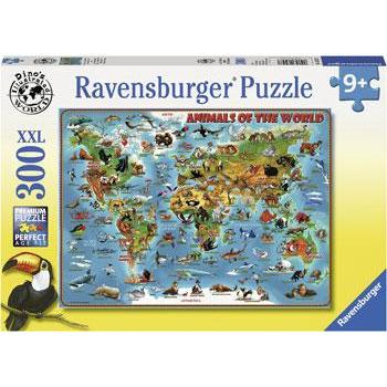 Ravensburger Animals of the World 300pc (RB13257-7)