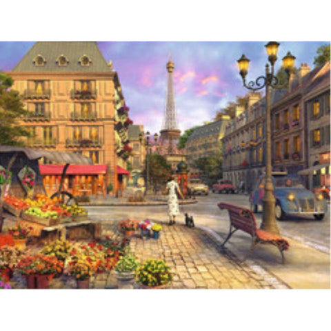 Rburg - Vintage Paris 1Puzzle 500pc