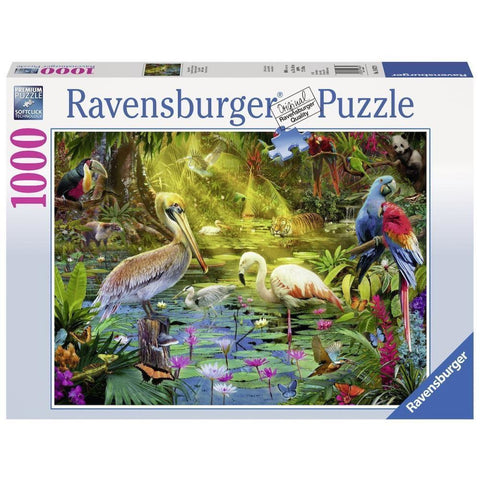 Rburg - Bird Paradise Puzzle 1000pc