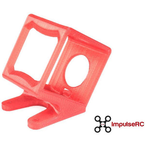 IMPULSERC Reverb TPU GoPro Session Mount - 30 Degrees RED (