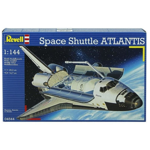 Image of REVELL 1/144 SPACE SHUTTLE ATLANTIS