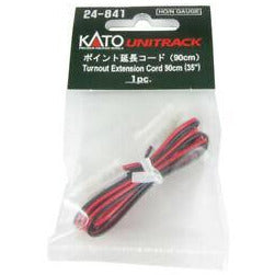 Image of KATO Unitrack Point Extension Lead 90cm