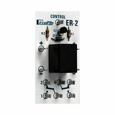 Image of CIRCUITRON ER-2 DPDT External Relay